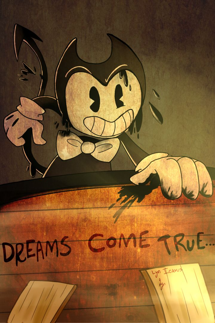 Bendy and The Ink Machine by LynIcarus on DeviantArt