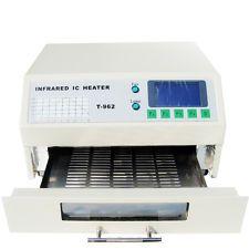 Infrarrojo Smd Bga Ic T962 800W Calentador de área de soldadura por reflujo Horno 180×235cm