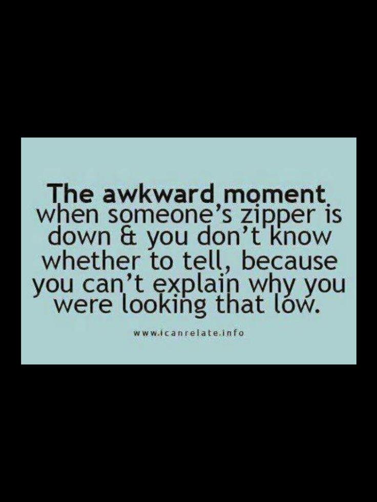 Lol! I keep my mouth shut!