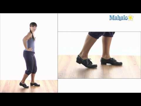 How to Do a Cincinnati in Tap Dance - YouTube
