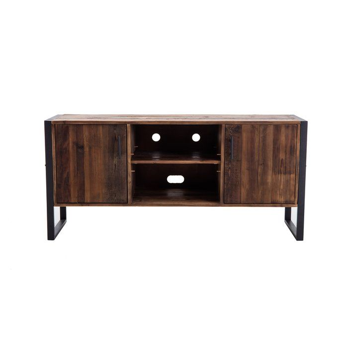 Rochester Tv Stand For Tvs Up To 65 Solid Wood Tv Stand