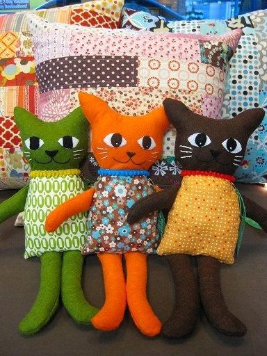 Кукли котки