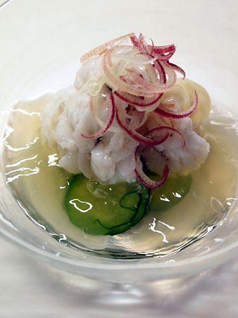 鱧鍋: Mikageマダムの夕食レシピ2007~ P7245125_edited