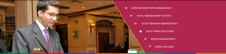 MedinyX offer best hotel management software all over the world with all facilities. If you are looking for booking hotel, quick and unexpected bookings can now be easily registered and the rooms made ready for occupancy by your guest instantly, all with the help of MedinyX Hotel Management System. For more information visit http://www.medinyx.com
