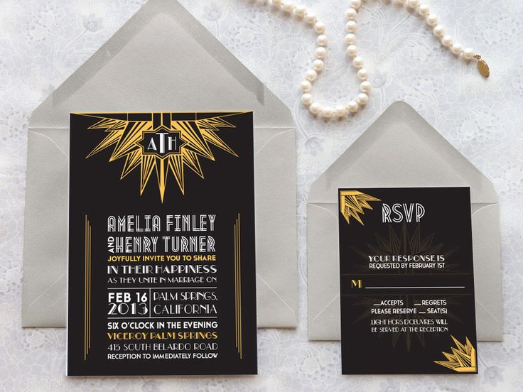 24 best Old Hollywood Glamour Invite Ideas images on Pinterest