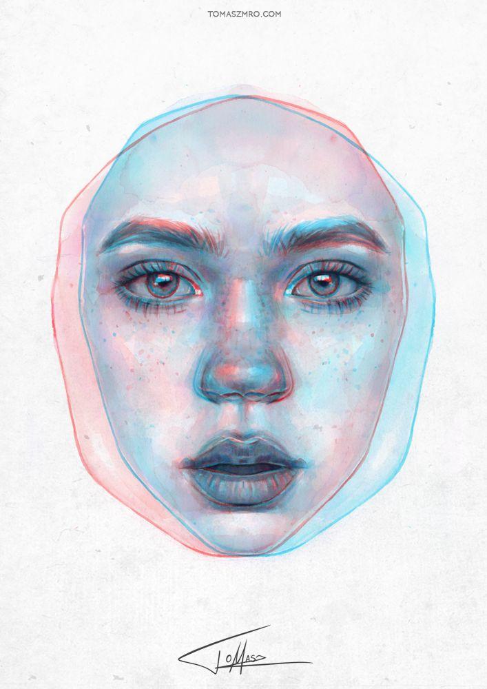 The Reflection II by Tomasz-Mro.deviantart.com on @DeviantArt