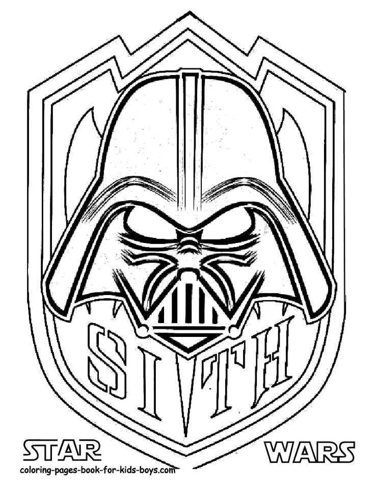 147 best Coloriage STAR WARS images on Pinterest Colouring pages