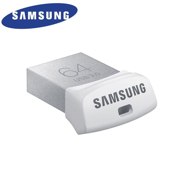 SAMSUNG USB 3.0 Flash Drive 128GB 64GB 32GB 150mb/s Mini Pen //Price: $30.38      #shopping