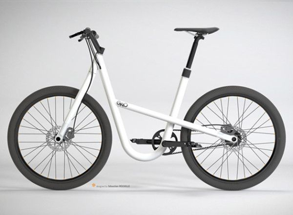 Concept bike hybrid QAO