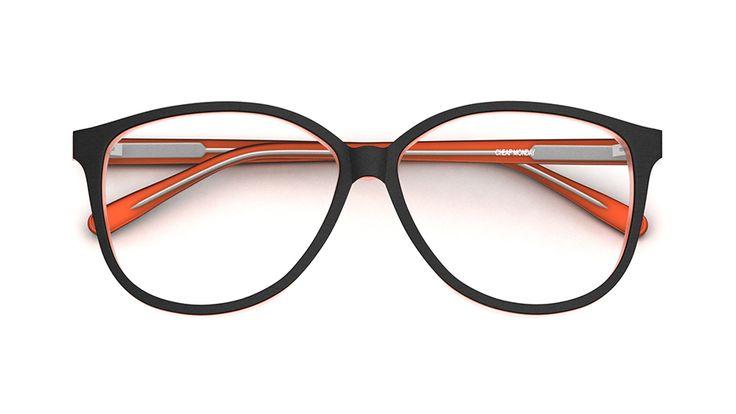 Cheap Monday glasses - THE SMA £99 specsavers