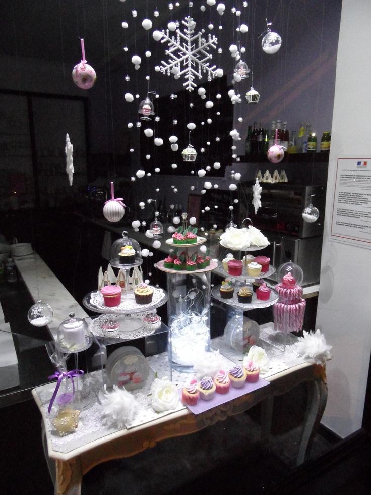 Cupcakes shop (Nice, France)