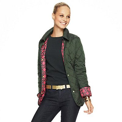Just fell in love with the Quilted Nylon Barn Jacket for $138 on C. Wonder! Click on the image and receive 20% off your next full-price purchase and find something you love too!