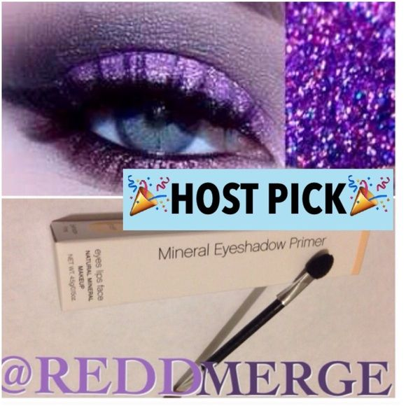 ⚡️HOST PICK⚡️Glitter eyeshadow palette/ New w/Tags glitter eyeshadow palette / New with Tags New Never opened  Glitter eyeshadow  1glitter pots  1 cosmetic brush 1 eye primer      ELF                                                          Recommend: apply with eye primer Create your own designs with sparkling glitter!  Categories: glitter eyeshadow/ glitter eyebrows/ Barbie/ body art / / lips / nails body/ Jem and the hologram/ Jem and hologram/ sale /glitter / body glitter /shop My closet…