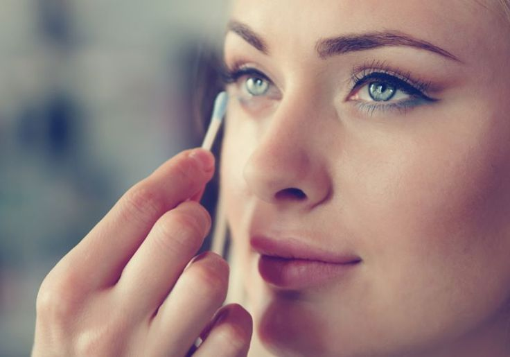 13 jeitos incomuns de usar o cotonete na maquiagem #beautytips #makeup #cotonete