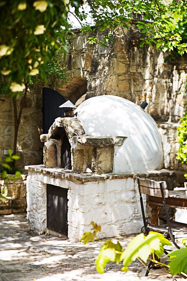 Cyprus traditional oven