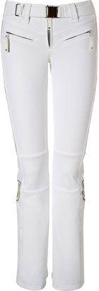 Jet Set White/Silver Tiby 2 Stretch Ski Pants