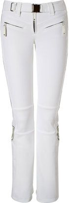 Jet Set White/Silver Tiby 2 Stretch Ski Pants