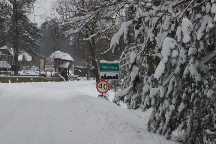 Zima i Wigilia w Kiermusach / Winter and Christmas in Kiermusy