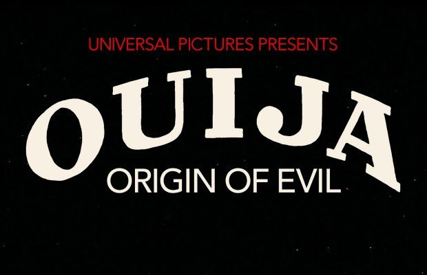 WIN Advance Screening Passes to OUIJA: ORGIN OF EVIL!