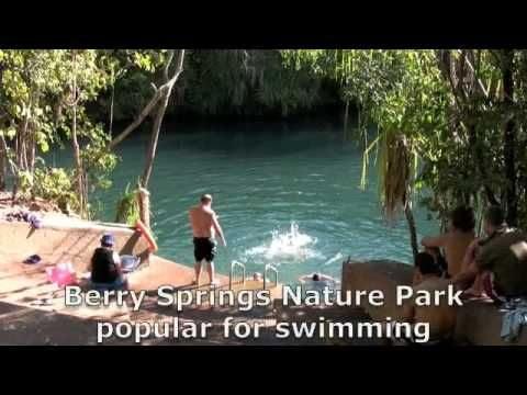 Travels in the Northern Territory of Australia - YouTube