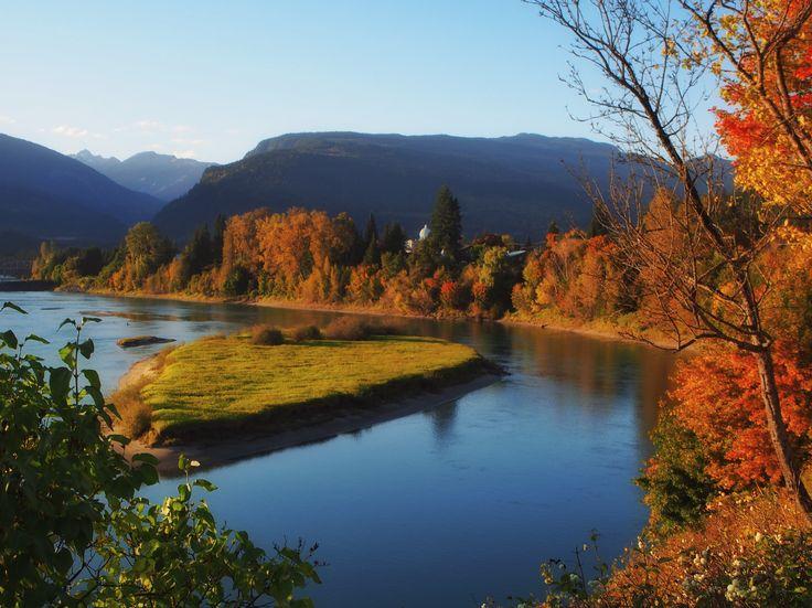Fall in Revelstoke