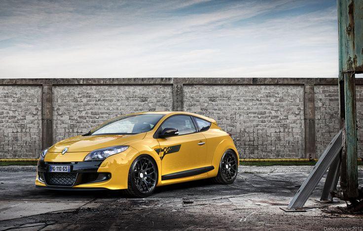 Renault Sport Megane Coupe by DarioJurkovic on DeviantArt
