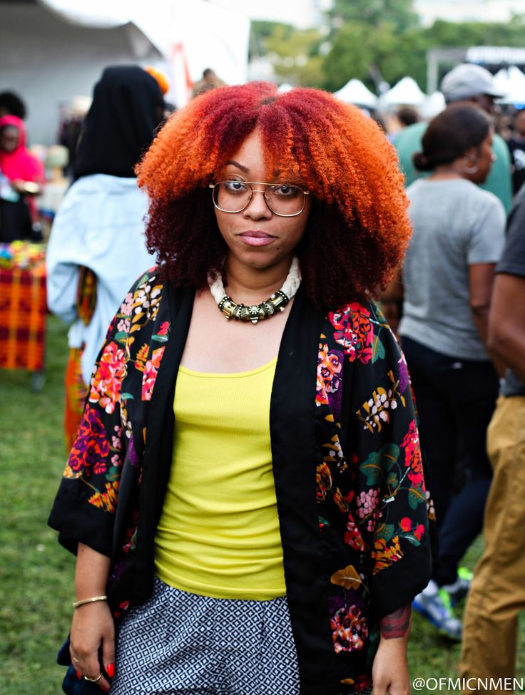 afro punk hairstyles
