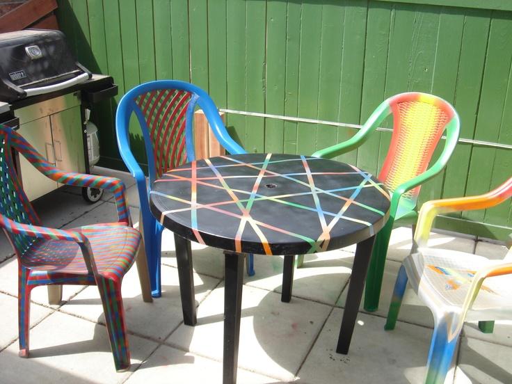 designer tables!