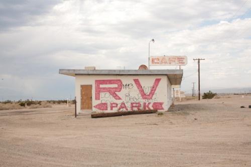 RV parking.