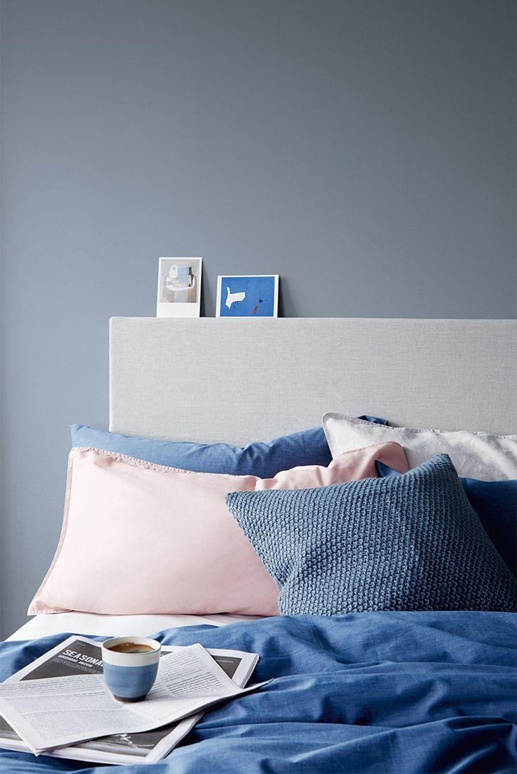 Best 94 bedroom images on pinterest home decor bedroom for Denim bedroom ideas