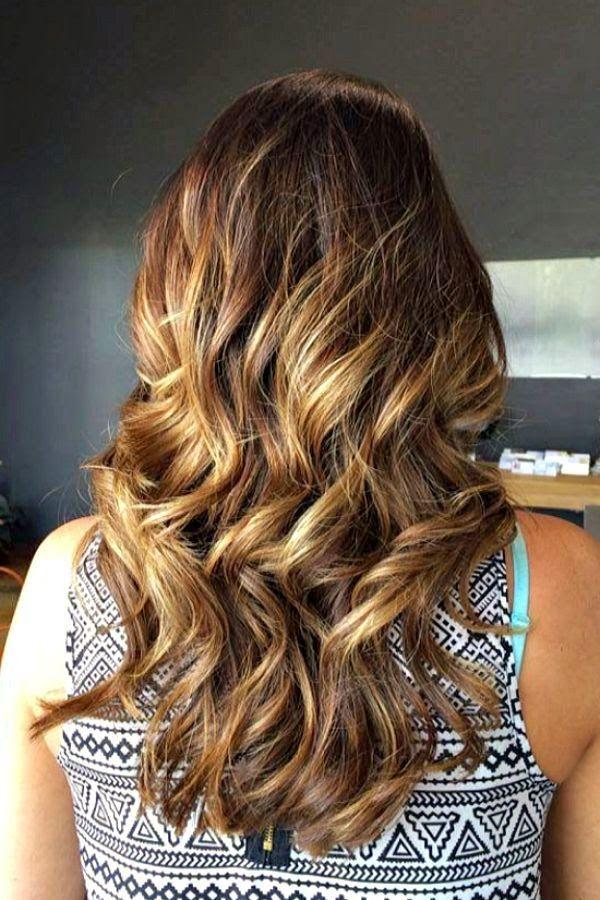 Tendenze capelli Primavera-Estate 2015: colore, Ecaille - Lo stile di Artemide