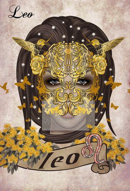 #LEO ❥ FREE NATAL CHART REPORT at www.fb.com/madamastrology