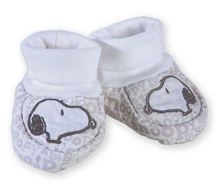 Παπουτσάκια μωρού Snoopy