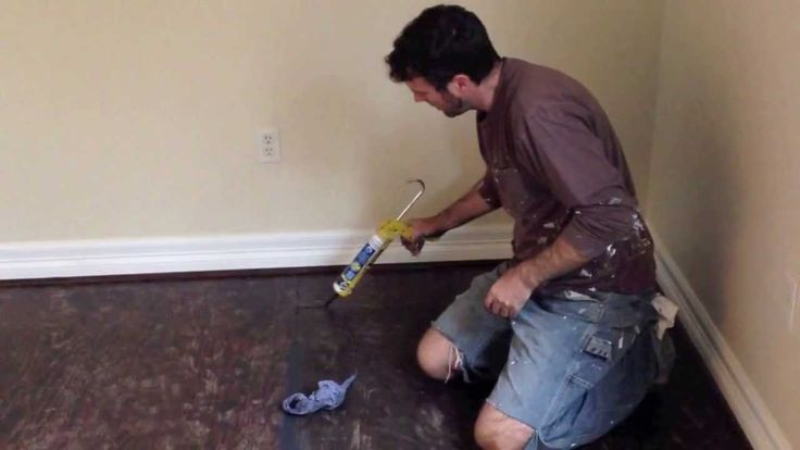 Take the sub out of subfloor. Turn a plywood (or any wood) subfloor into a durable, easy to maintain finished floor. Save money by working with what you have.