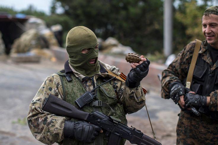 cool Battle of Donetsk Airport | War in Ukraine