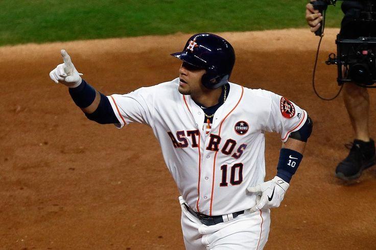 World Series MVP George Springer Planted The Houston Astros
