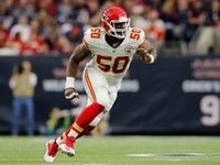 Justin Houston cleared to resume football activities