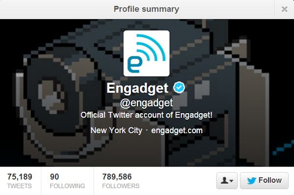 Top 10 People To Follow On Twitter For Technology News and Updates @Engadget