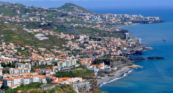 Funchal, le chef-lieu de Madère