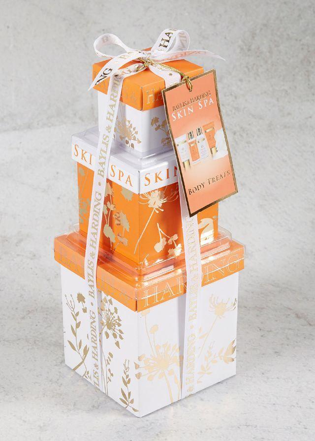 Baylis & Harding Body Gift Set orange Matalan £7.50