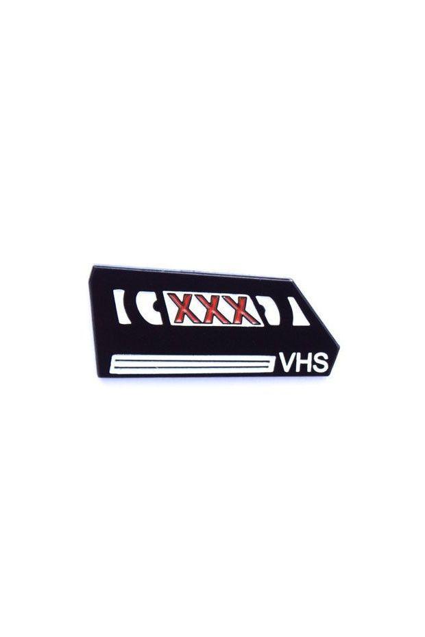 Felt Good Co. XXX VHS Pin