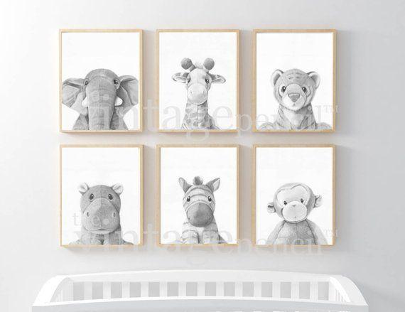 Baby-Dekor, Baby Kunst, Baby Drucke, Baby Kinderzimmer Dekor, Baby Kunstdrucke, Baby Wandkunst, Baby Room Decor, Baby Kinderzimmer Wandkunst, Baby Kunstwerk – Illusztráció