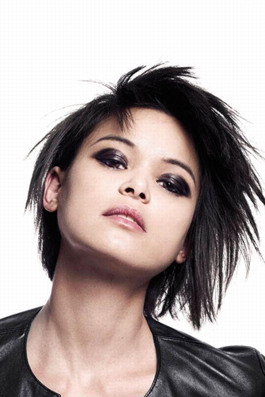 Vielfalt total: Frisuren für mittellange Haare