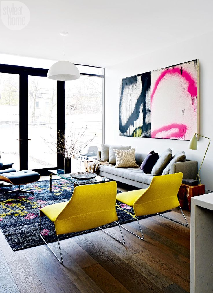 10 Modern pop - Top 10 must-see rooms designers love most