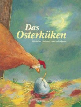 """""""¿Cuántos días faltan para Ostern?"""" La gallina Hilda no sabe cuándo es Semana Santa, pero como su pollito se ha metido en la cabeza nacer justo el Domingo de Resurrección, Hilda parte a averiguarlo.  Un hermoso y divertido libro sobre una pregunta que muchos adultos no sabíamos responder."""