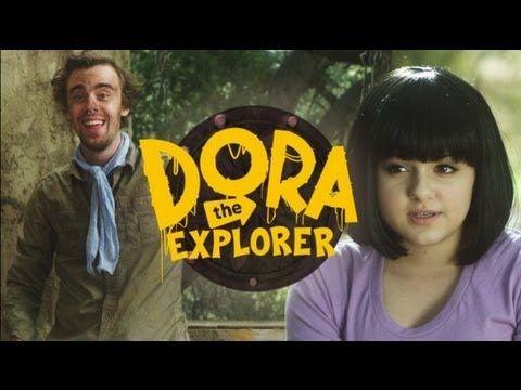 Dora the Explorer and the Destiny Medallion (Part 2) - YouTube