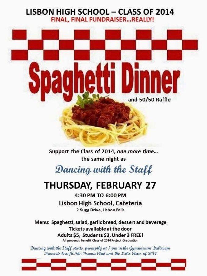 Pin Julie Deal On Spaghetti Dinner Fundraiser Spaghetti Fundraiser Flyer Spaghetti Dinner Flyer