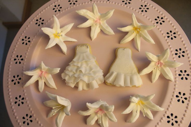 Sugar Lillies and  Cookie Dresses