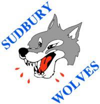 Sudbury Wolves (Sudbury,Ontario,Canada) Sudbury Community Arena #SudburyWolves #SudburyOntario#OHL (L7114)