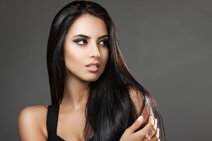 Our TOP 20 Sleek Hair Hairstyles – 20th place